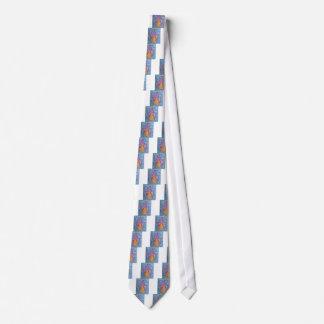 Love Hamsa Tie