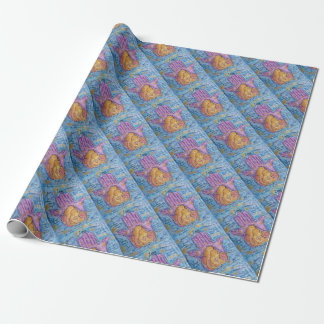 Love Hamsa Wrapping Paper
