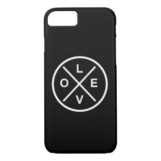 Love Handyhülle iPhone 8/7 Case