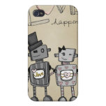 love happens iPhone 4 cover