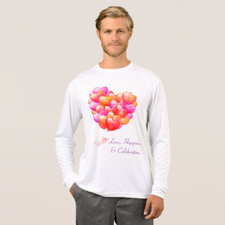 Love, Happiness & Celebrations - Men's Sport-Tek T-Shirt