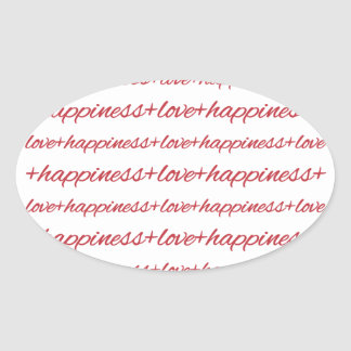 Love + Happiness Stickers