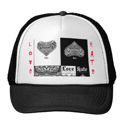 Love Hate Hat