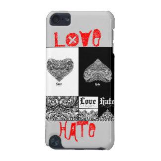 LOVE HATE IPOD CASE