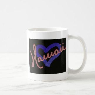 Love Hawaii Basic White Mug