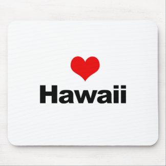 Love Hawaii Mouse Pad