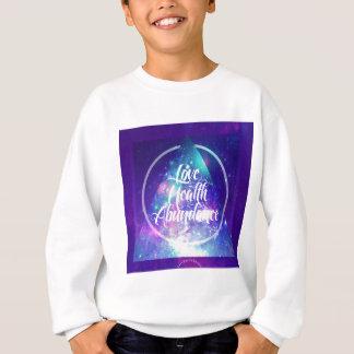 love-health-abundance zen series sweatshirt