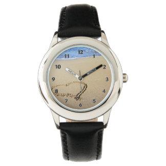 Love Heart Beach Wristwatch