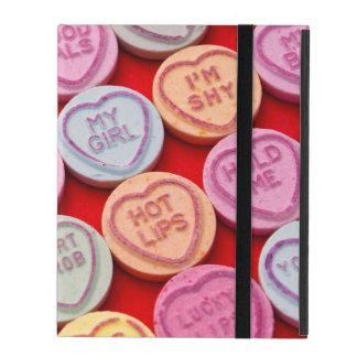 Love Heart Candy ipad Case