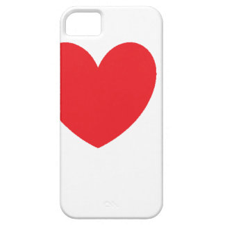 love heart iPhone 5 covers