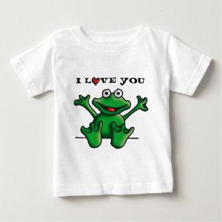 love heart frog tees