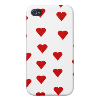 Love Heart iPhone 4 Cover