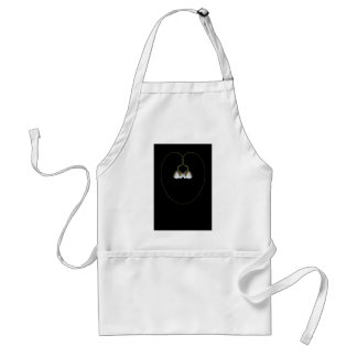 Love Heart Lily Apron