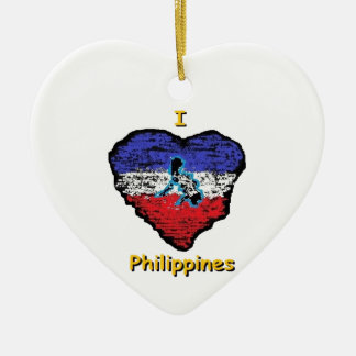 love heart philippines ceramic heart decoration