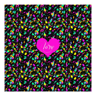 Love Heart Photo Art
