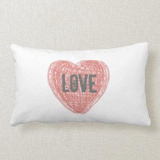 Love Heart Slumber Pillow