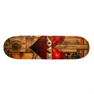 Love, Heart with wings Skate Board Decks