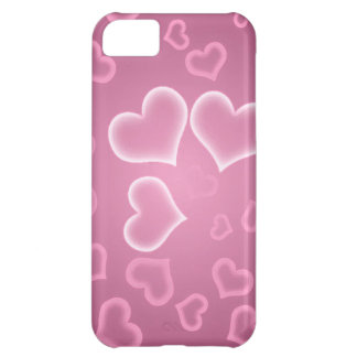 Love  Hearts iPhone 5C Cases