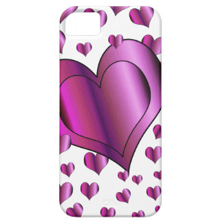 Love Hearts Cover For iPhone 5/5S