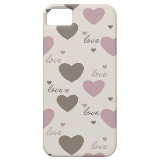 Love Hearts iPhone 5 Case
