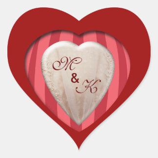 Love Hearts Heart Sticker