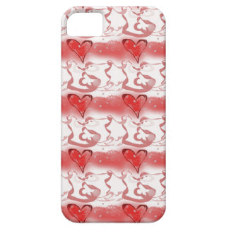 Love Hearts iPhone 5 Cases