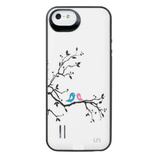 Love Hearts iPhone SE/5/5s Battery Case