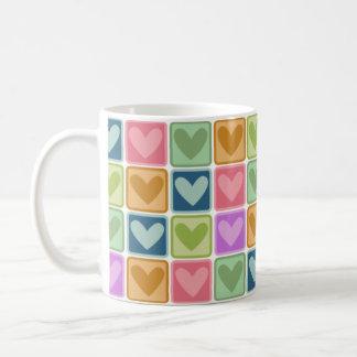 Love Hearts Mug