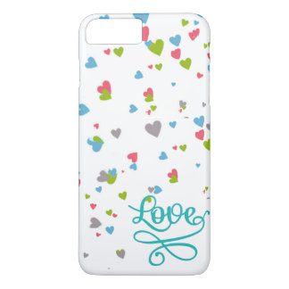 Love Hearts Phone Case