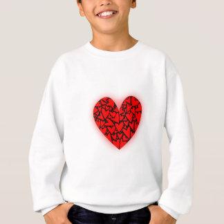 Love Hearts Sweatshirt