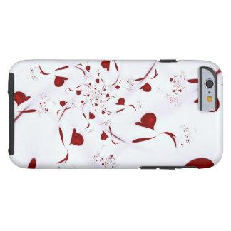 Love Hearts Tough iPhone 6 Case