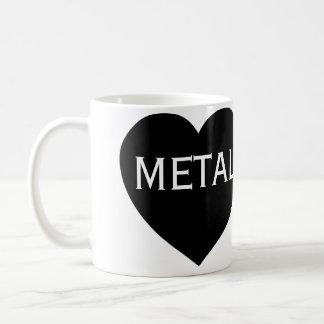 Love Heavy Metal Coffee Mug