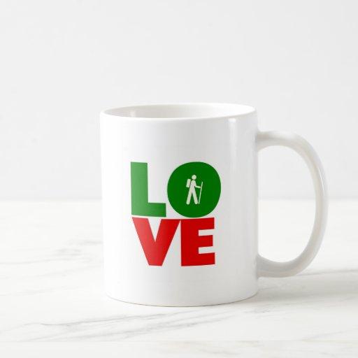 Love Hiking Mugs