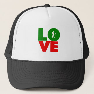 Love Hiking Trucker Hat