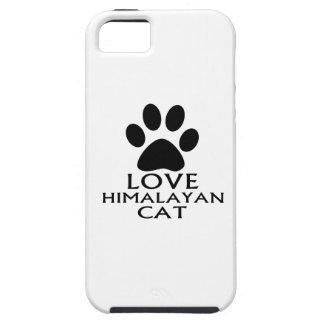 LOVE HIMALAYAN CAT DESIGNS iPhone 5 CASES