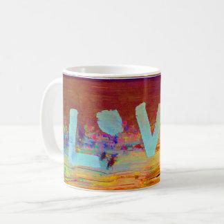 Love Hippie Bohemian Boho Coffee Mug