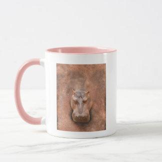 Love Hippos Funny Hippopotamus Loverss Fiona Baby Mug
