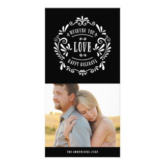 Love Holiday Photo Cards