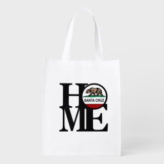 LOVE & HOME Santa Cruz Resusable Bag