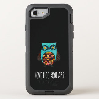 Love Hoo you Are iphone cases
