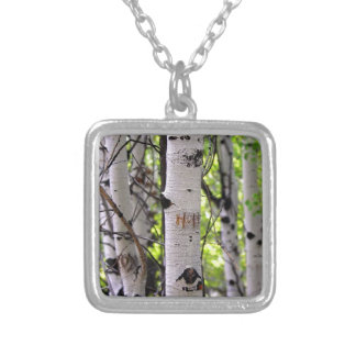 Love, Hope and Faith Silver Plated Necklace