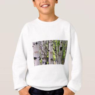 Love, Hope and Faith Sweatshirt