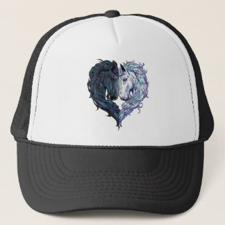 Love Horse trucker hat