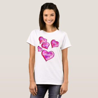 Love Hugs Sweety XOXO Kisses Shirt