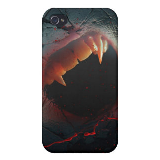 Love Hurts, Bloody Vampire Bite iPhone 4/4S Case