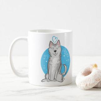 Love Husky - Mug