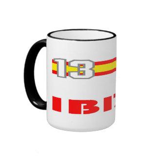Love Ibiza 2013 Mug