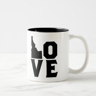 Love Idaho Mug