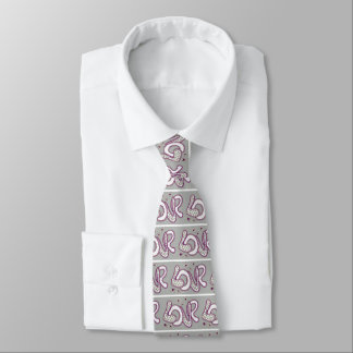 Love in 1960s style tie