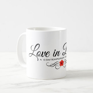 Love in Bloom Contemporary Romance Mug